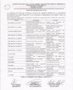 Boletin Oficial No 3