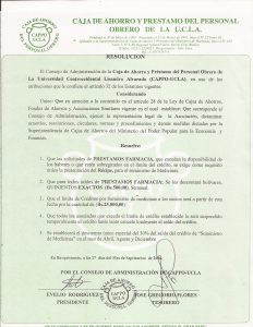 Resolucion Septiembre 2016