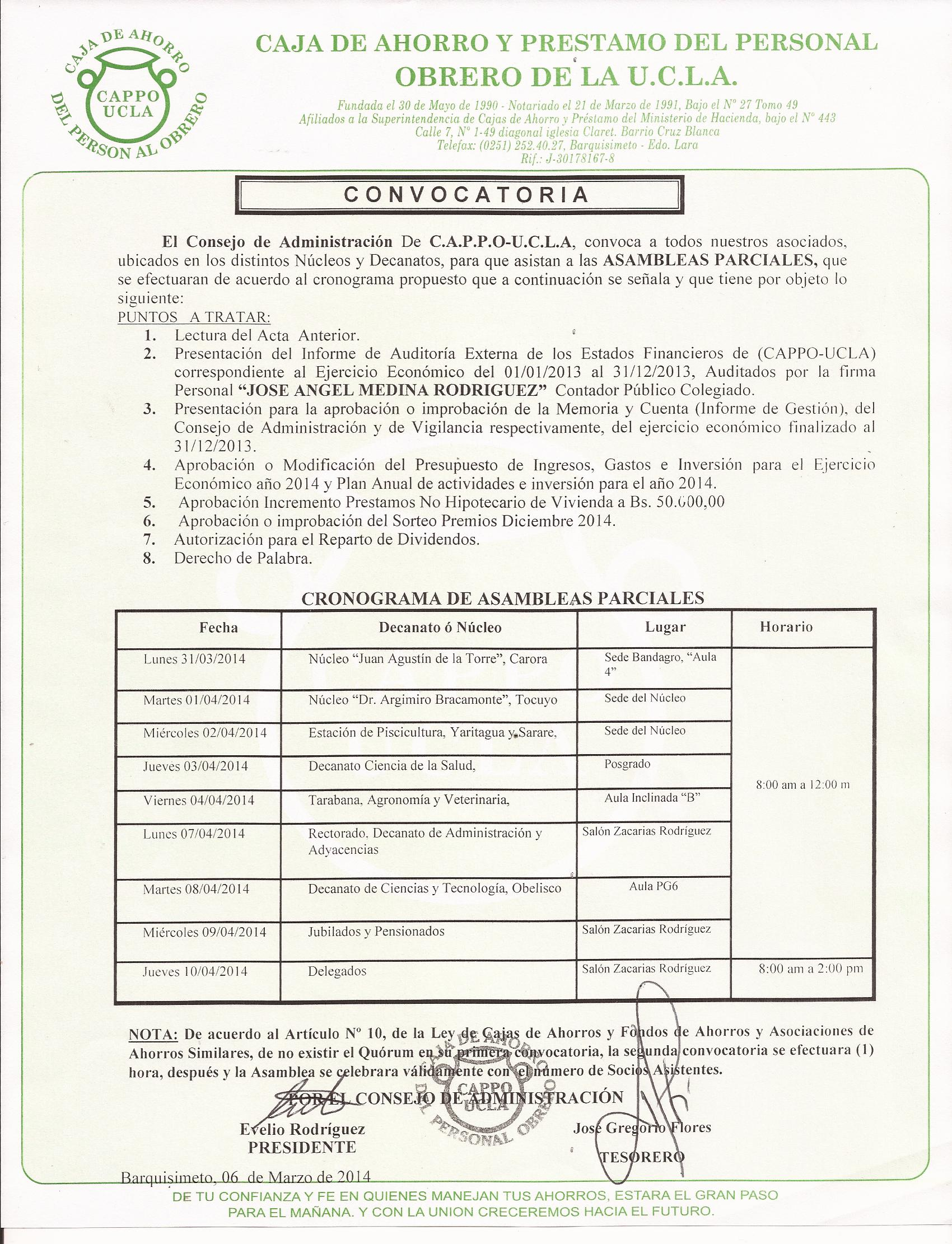 Convocatoria Abril 2014-01