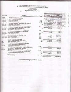 AUDITORIA PLAN DE CUENTA  PAG  5