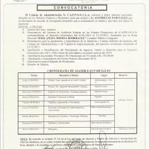 Convocatoria Asamblea 2014-1